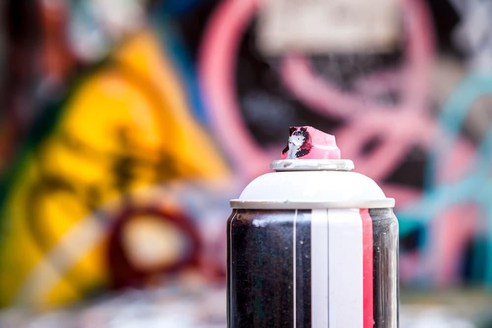 Moderne Möglichkeiten, Graffiti zu entfernen